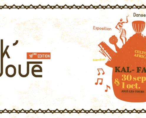 Dates AFRIK'à Joué 10e édition